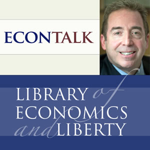 EconTalk CD cover logo