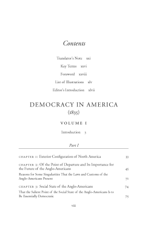 a critical analysis on de tocquevilles democracy in america Most of you won't believe this, but i've actually gotten several requests to say more about alexis de tocqueville's democracy in america , rightly called the best book ever written on america and .