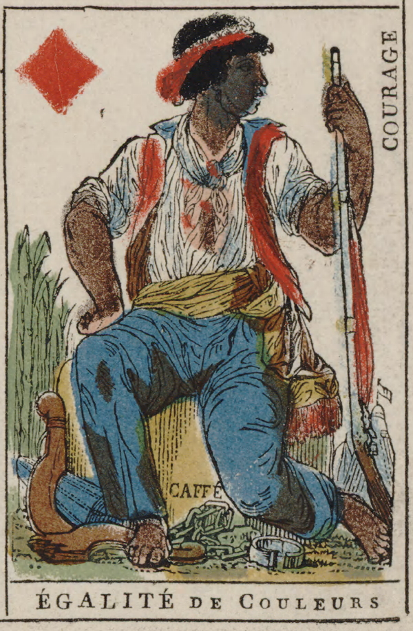 New Playing Cards for the French Republic (1793-94) - Online Library ...