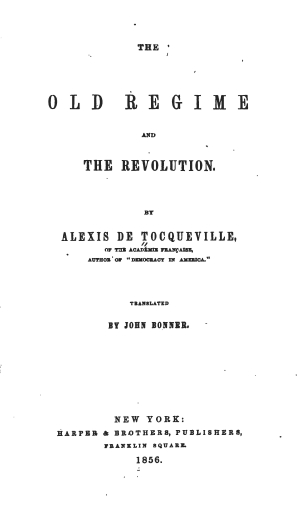 Tocqueville_OldRegime1597_TP