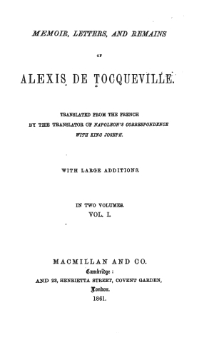 Tocqueville_Memoir1601.01_TP