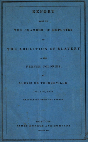 Tocqueville_ReportSlavery1602_TP