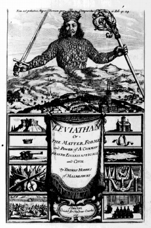 essays on thomas hobbes leviathan