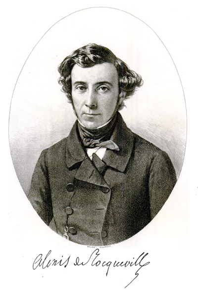 tocqueville on liberty essay Find out more about the history of alexis de tocqueville, including videos, interesting articles, pictures, historical features and more get all the facts on historycom.
